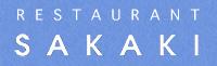 Restaurant SAKAKI ロゴ